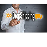 Logistik, Drop-shipping, Direkthandel