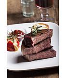 Roastbeef, Fleischgericht
