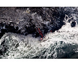 Nature, Lava, Volcanism, Hawaii Islands, Kamokuna