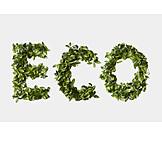 Umweltfreundlich, ökologie, Eco