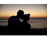 Loving, Romantic, Kissing, Love Couple