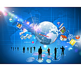 Communication, Digital, Internet, Integration, Digital Age