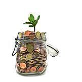 Money, Growth, Save, Interest