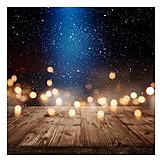 Backgrounds, Christmas, Lights, Blips, Bokeh