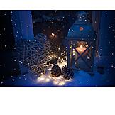 Christmas, Lantern, Advent, Still life, Wind light
