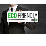 Umweltfreundlich, ökostrom, Eco Friendly