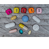 Pills, Medicines, Drugs