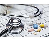 Treatment, Drugs, E-health