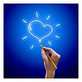 Love, Heart, Loving