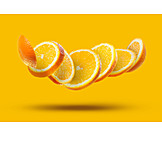 Oranges, Orange Slices