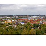 Industry, Bitterfeld