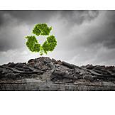 Environmental Damage, Environment Protection, Recycling, Recycling Code