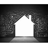 Development, Building Construction, Saving Energy, Mind Mapping