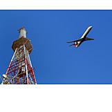 Airplane, Radio Mast