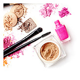 Make Up, Beauty Culture, Nail Polish, Talcum Powder
