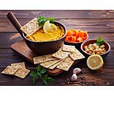 Orientalische Küche, Zutaten, Vorspeise, Hummus