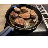 Meat, Roast Dinner, Pan
