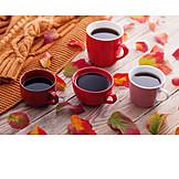 Coffee, Coffee Cup, Autumn