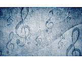 Music, Clef, Melody