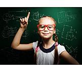 Child, Girl, Gifted, Intelligent, Child Prodigy