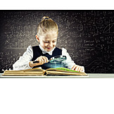 Child, Girl, Ecology, Future, Learning