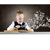 Kind, Mädchen, Bildung, Lernen, Wissen