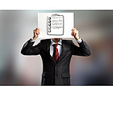 Businessman, Job & Profession, Business, To-do List