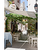 Gastronomy, Urban Life, Rethymno