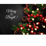 Christmas, Merry & bright