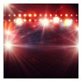 Backgrounds, Nightlife, Lights, Show, Spotlight