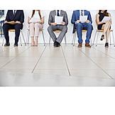Waiting, Queue, Recruitment, Candidates