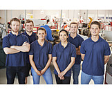 Craft, Trainee, Group Picture, Company