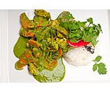 Asian Cuisine, Curry, Korma