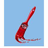 Paintbrush, Paintbrush, Color brush