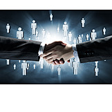 Cooperation, Deal, Merger, Collaboration