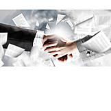 Handshake, Contract, Agreement, Deal