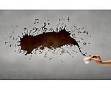 Music, Caffeine