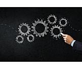 Business, Organization, Mechanism