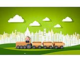 Logistics, Sending, Mail Order Company