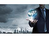 Business, Handel, Weltweit, Global Player