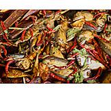 Asiatische Küche, Fischspeise