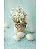 Spring, Eggs, Spring Decoration