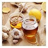 Honey, Garlic, Alternative Medicine, Have A Cold