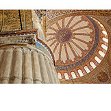Dome Roof, Islam, Mosque, Islamic Art