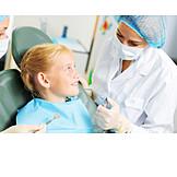Girl, Dentists, Dentist