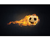 Soccer, Fire, Passion