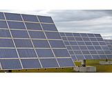 Photovoltaics, Solar Plant, Solar Panel
