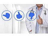 Doctor, Poll, Feedback, Customer Rating