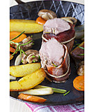 Schweinefleisch, Fleischgericht