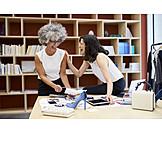 Fashion, Meeting, Select, Editorial, Fashion Editor